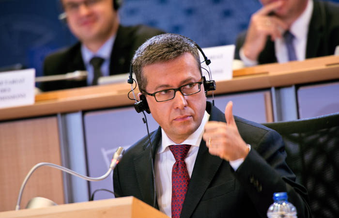 Carlos Moedas, European Commissioner for Research, Innovation and Science